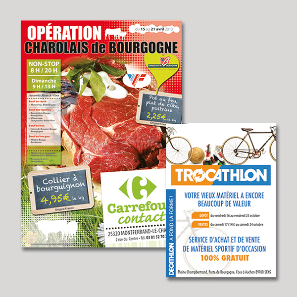 TRACTS TOUS FORMATS